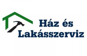 ház és lakásszerviz logo